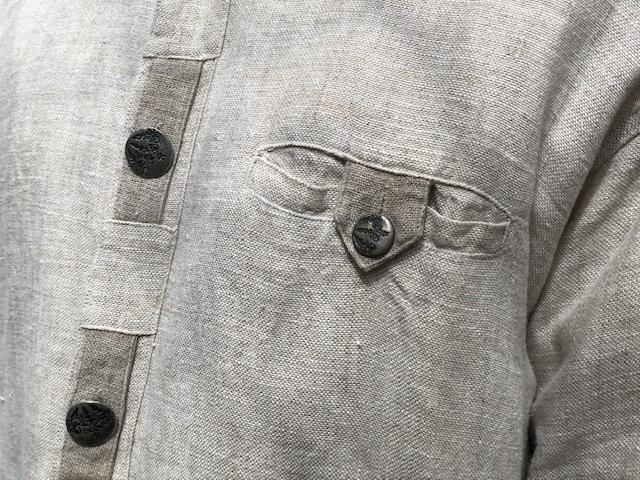 Tyrolean Linen Shirt!!_d0367472_17080676.jpg