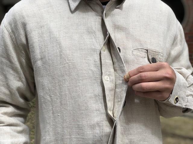 Tyrolean Linen Shirt!!_d0367472_17121073.jpg