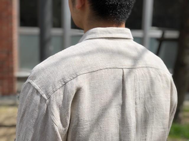 Tyrolean Linen Shirt!!_d0367472_17213575.jpg