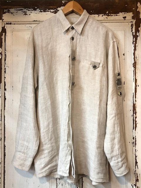 Tyrolean Linen Shirt!!_d0367472_17310858.jpg