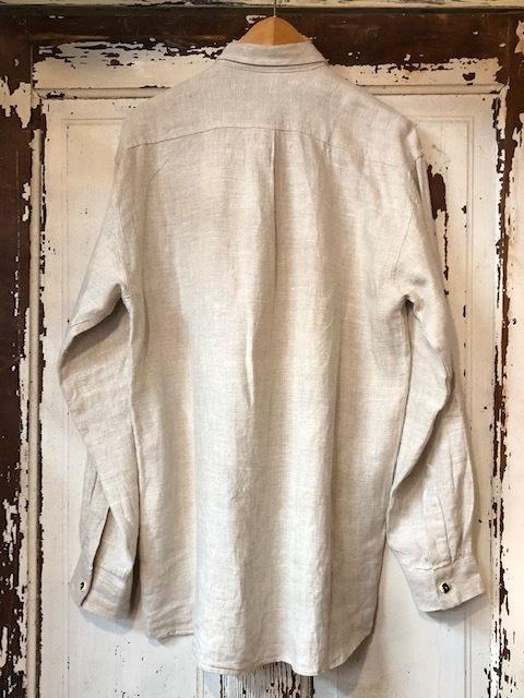 Tyrolean Linen Shirt!!_d0367472_17315176.jpg