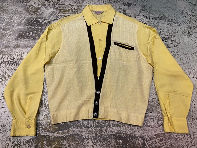 4月1日(水)マグネッツ大阪店、春ヴィンテージ入荷!!#3 Jkt & Shirt編!! Wrangler 77MJZ & WESTERNER、ChampionShirt!!_c0078587_1449584.jpg