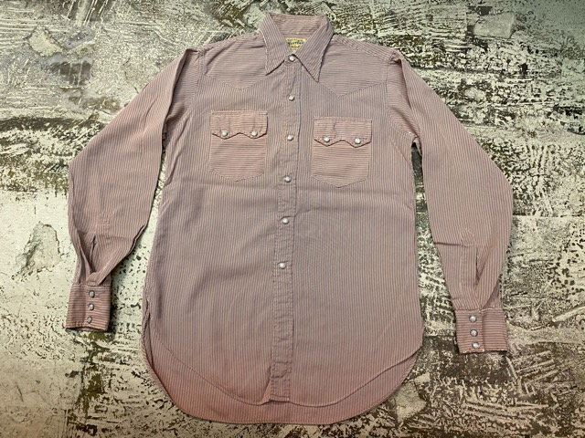 VintageWesternShirt!!(マグネッツ大阪アメ村店)_c0078587_17135498.jpg