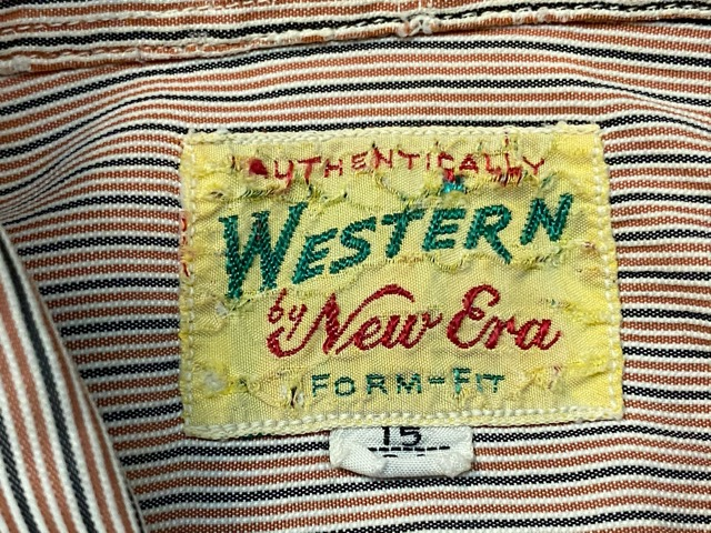 VintageWesternShirt!!(マグネッツ大阪アメ村店)_c0078587_17142542.jpg