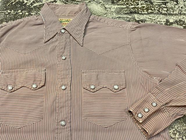 VintageWesternShirt!!(マグネッツ大阪アメ村店)_c0078587_17143653.jpg