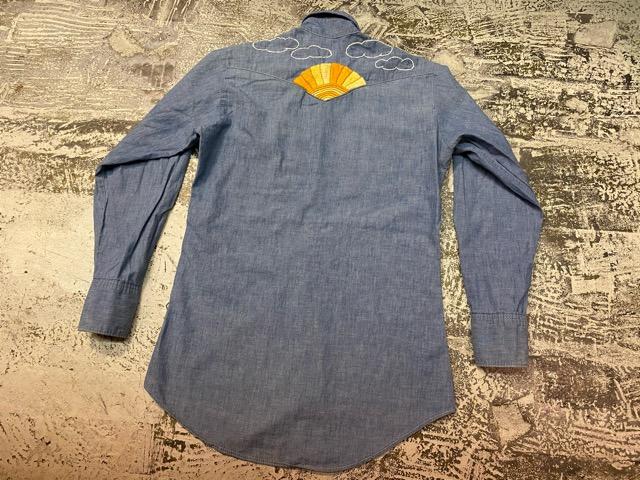 4月1日(水)マグネッツ大阪店、春ヴィンテージ入荷!!#3 Jkt & Shirt編!! Wrangler 77MJZ & WESTERNER、ChampionShirt!!_c0078587_17181695.jpg