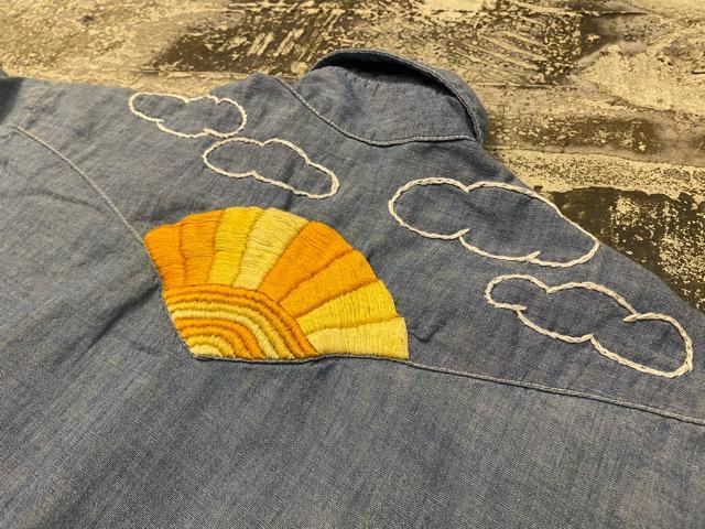 4月1日(水)マグネッツ大阪店、春ヴィンテージ入荷!!#3 Jkt & Shirt編!! Wrangler 77MJZ & WESTERNER、ChampionShirt!!_c0078587_17204038.jpg