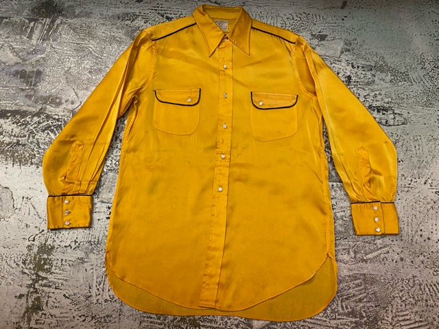 VintageWesternShirt!!(マグネッツ大阪アメ村店)_c0078587_1755588.jpg
