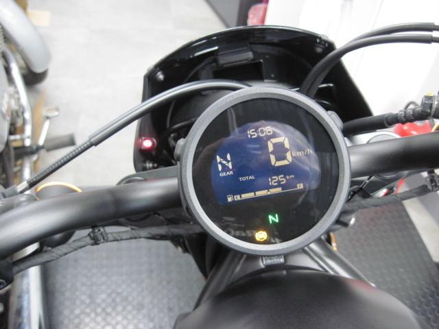 タコ メーター 250 レブル