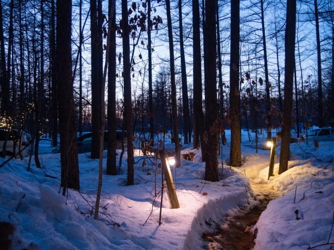遅くなった日の入り・・夕暮れ時の光景が神秘的です。_f0276498_23373572.jpg