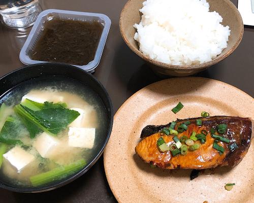なんだか和食を欲した日。_a0388504_21490839.jpg