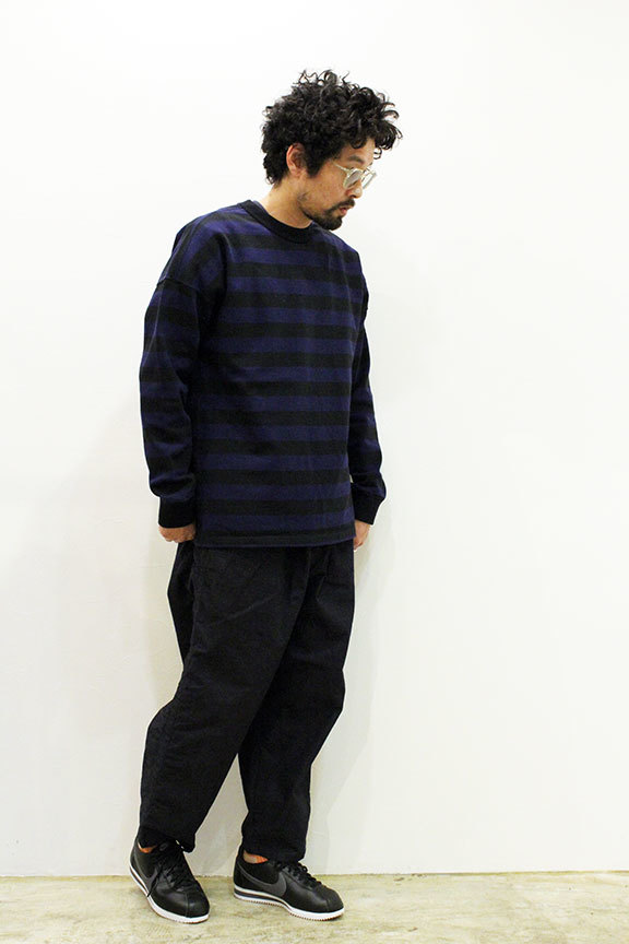 "Soglia (ソリア) \"" GTⅡ MAX-WAIT Long Sleeve \""_b0122806_13093036.jpg"