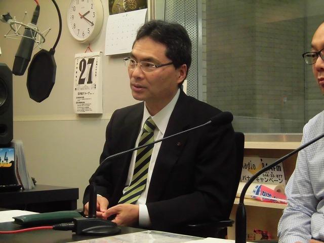 今年の富士市の満開は今週末? ラジオfの「グリーン&ブラウン」に出演_f0141310_07573313.jpg