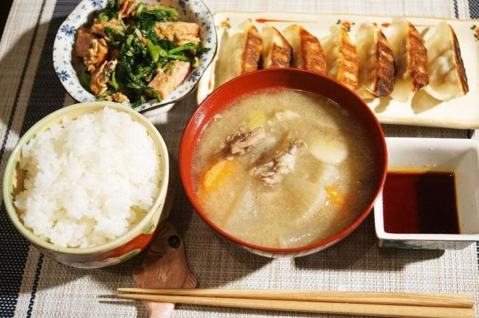 ■【ご近所さんからの頂き物で ちょい足し料理で晩ご飯3連発^^】_b0033423_20240801.jpg