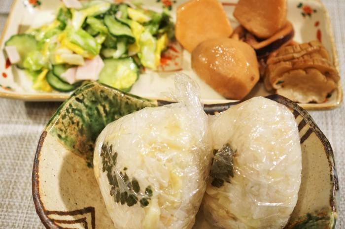 ■【ご近所さんからの頂き物で ちょい足し料理で晩ご飯3連発^^】_b0033423_21281116.jpg