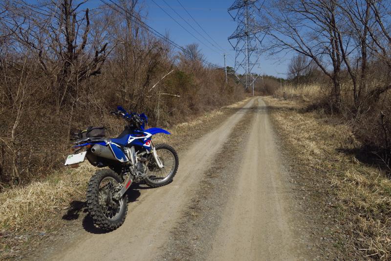 春のいわき林道ツーリング (WR250F)_f0126932_20444235.jpg