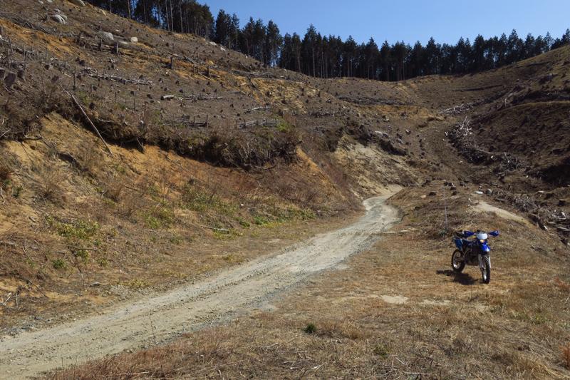 春のいわき林道ツーリング (WR250F)_f0126932_20453029.jpg