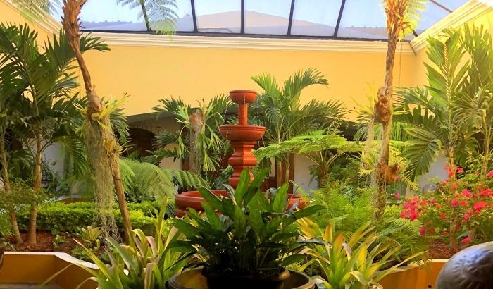 アンティグアのホテル Soleil La Antigua @グアテマラ_a0092659_19174496.jpg