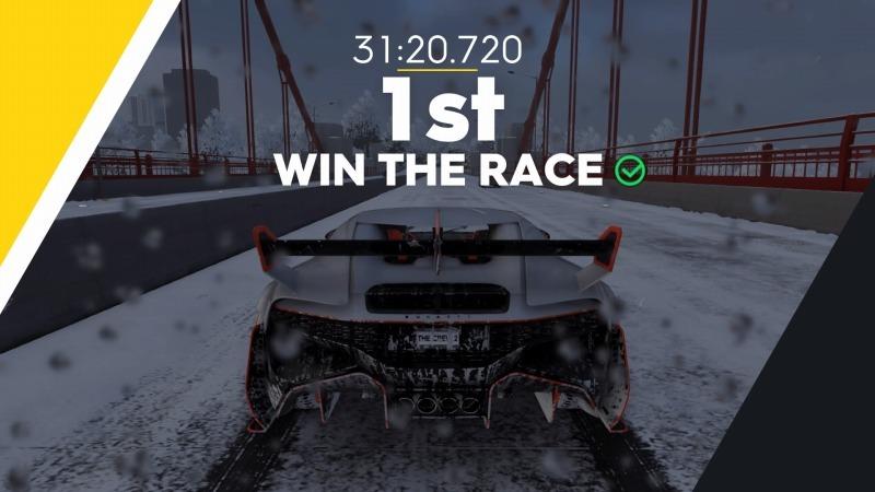 ゲーム「THE CREW2 Aventador LP700-4」_b0362459_22420153.jpg