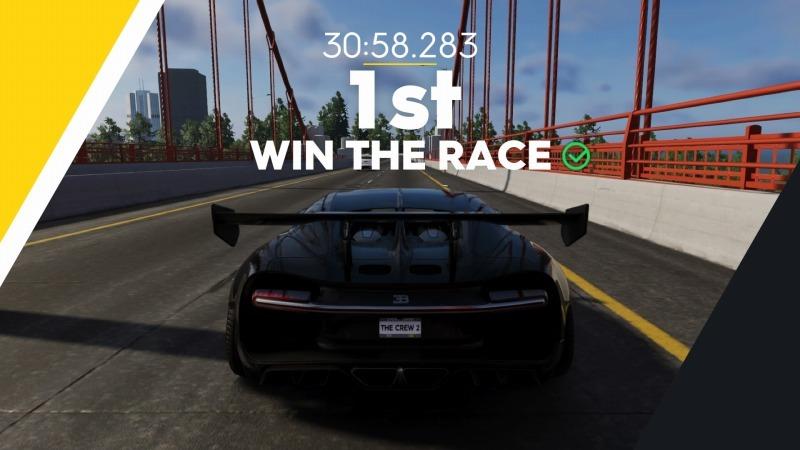 ゲーム「THE CREW2 Aventador LP700-4」_b0362459_22461440.jpg