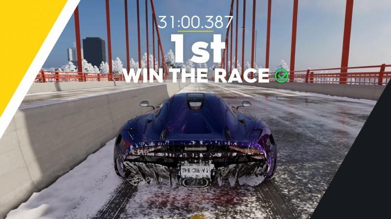 ゲーム「THE CREW2 Aventador LP700-4」_b0362459_22475560.jpg