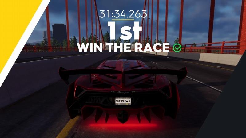 ゲーム「THE CREW2 Aventador LP700-4」_b0362459_22560588.jpg