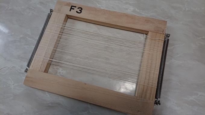 サンプル糸を使って♪_f0374160_22181072.jpg