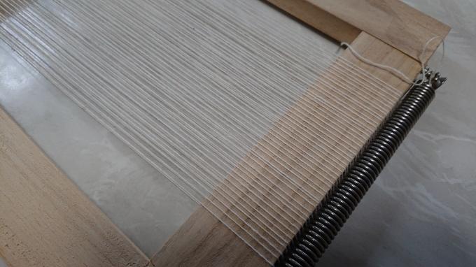 サンプル糸を使って♪_f0374160_22251092.jpg
