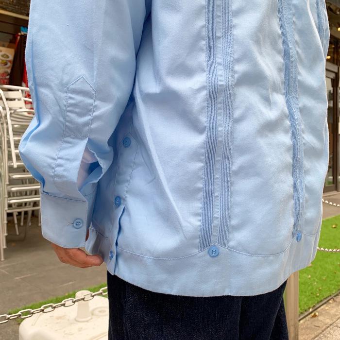長袖のキューバシャツ_b0121563_14310047.jpeg