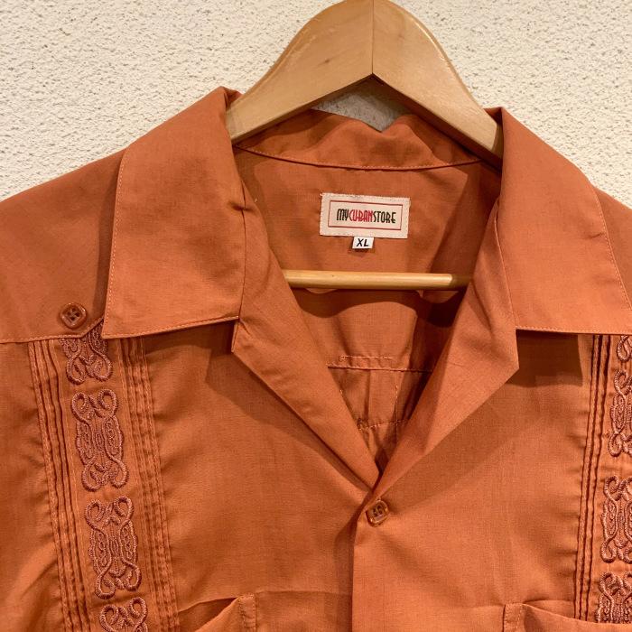 長袖のキューバシャツ_b0121563_14312617.jpeg