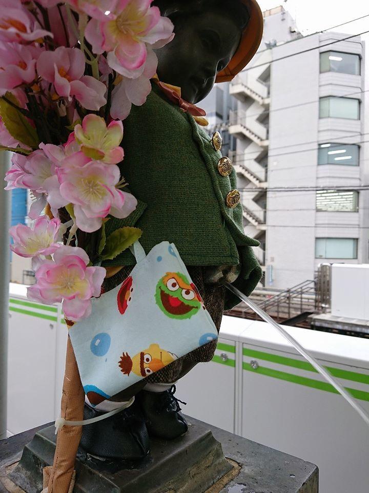 マッチョのあいつ♪~春から新1年生!_c0100865_22131534.jpg