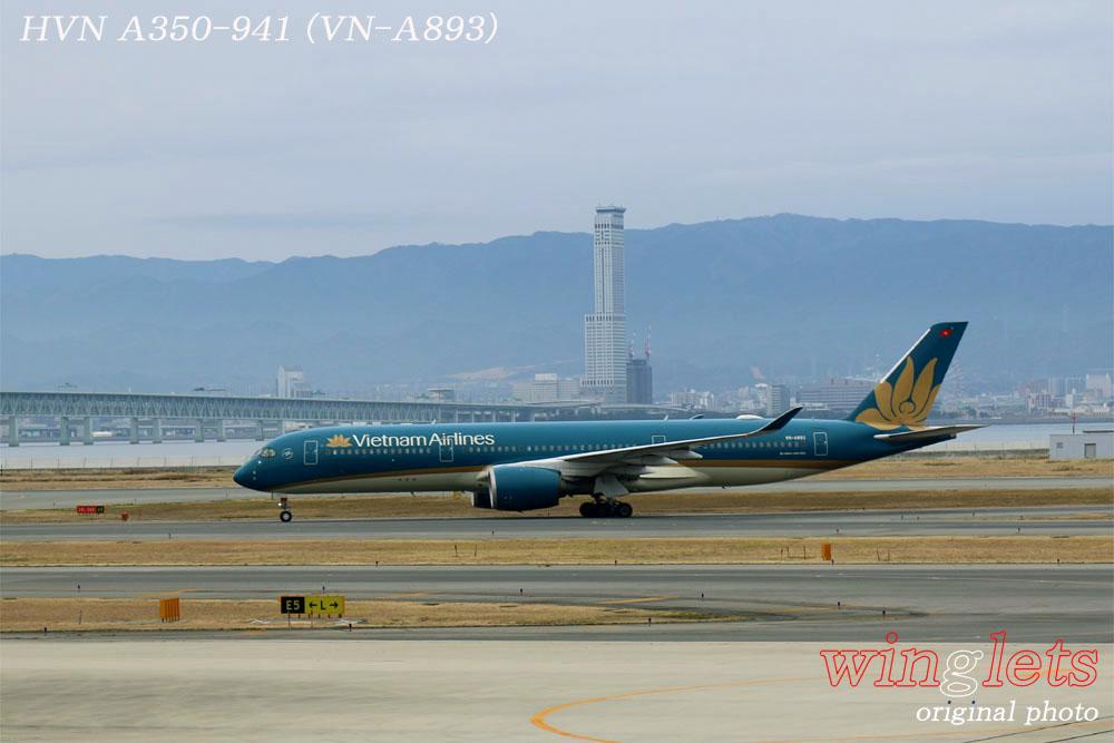 '20年 関西空港レポート ・・・ HVN/VN-A893_f0352866_21561723.jpg