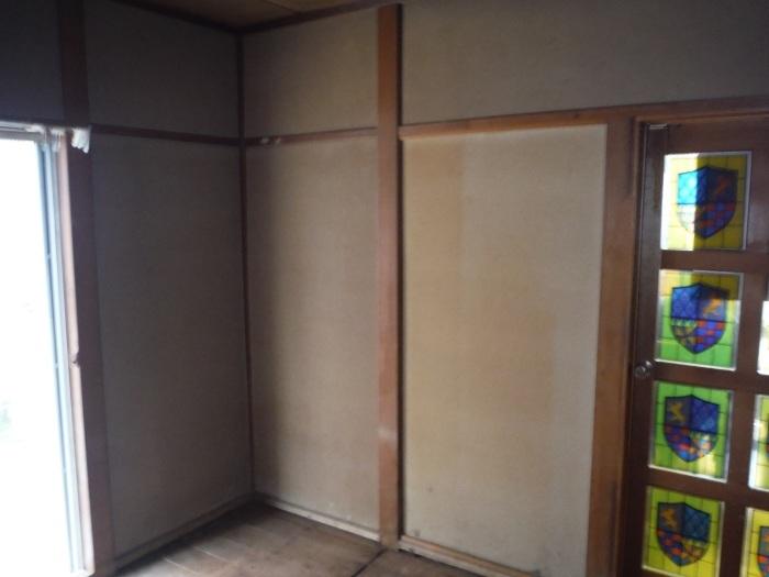床上浸水 ~ 和室4.5畳間の工事。_d0165368_01483288.jpg
