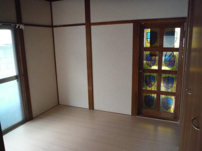 床上浸水 ~ 和室4.5畳間の工事。_d0165368_01505043.jpg