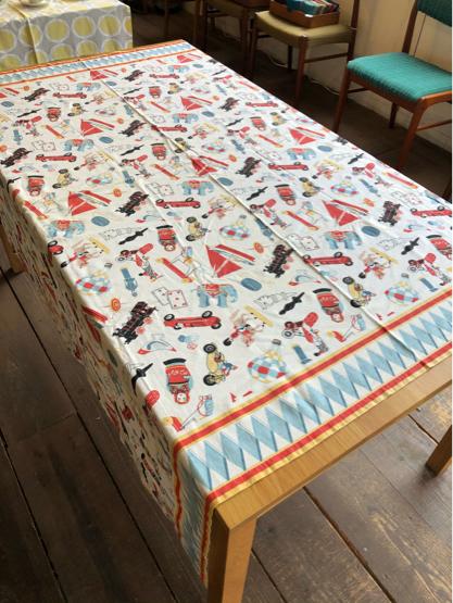 vintage fabric (SWEDEN)_c0139773_12165650.jpg