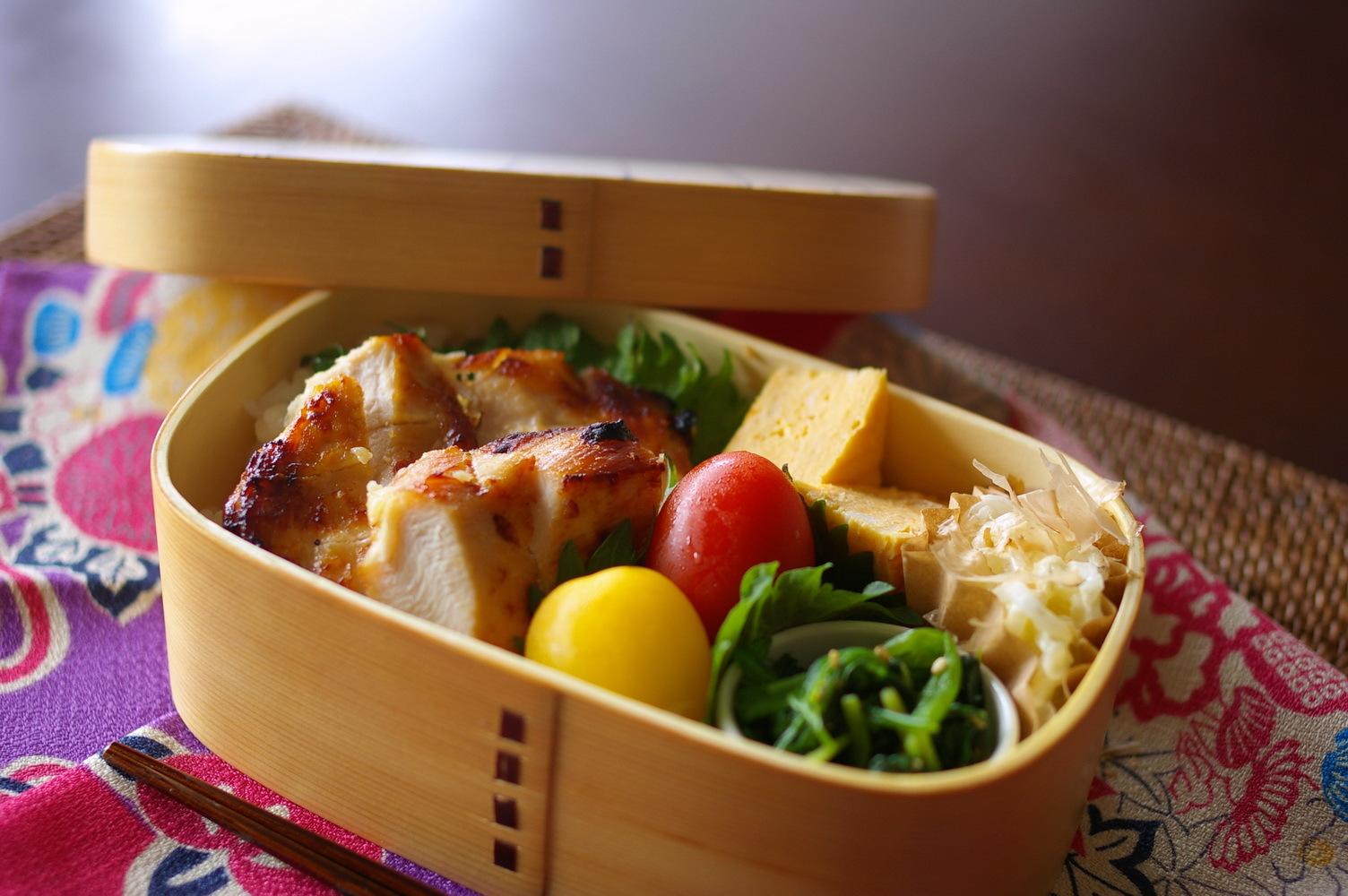 鶏むね肉の西京焼_d0327373_09413290.jpg