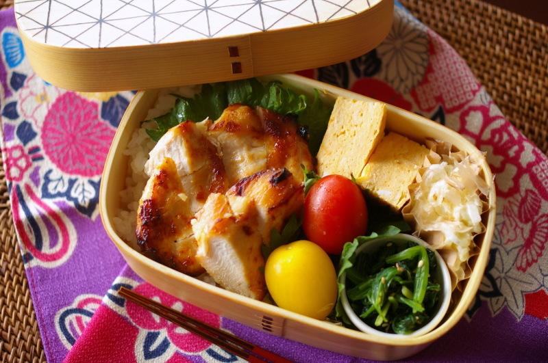 鶏むね肉の西京焼_d0327373_09414506.jpg
