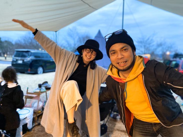 monmiyaと桜キャンプと_a0127284_05553723.jpg