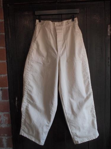 ordinary fits JAMES PANTS再入荷しました。_d0228193_10560834.jpg