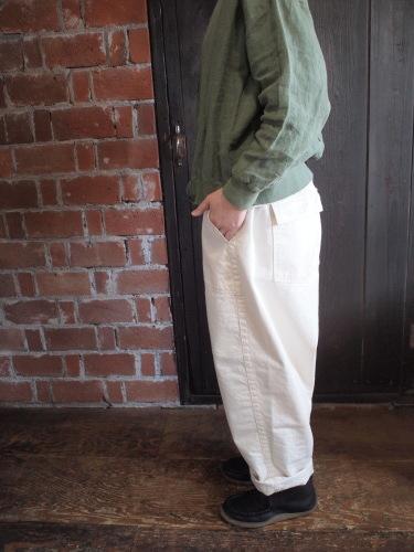 ordinary fits JAMES PANTS再入荷しました。_d0228193_10563085.jpg