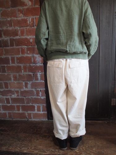 ordinary fits JAMES PANTS再入荷しました。_d0228193_10570306.jpg