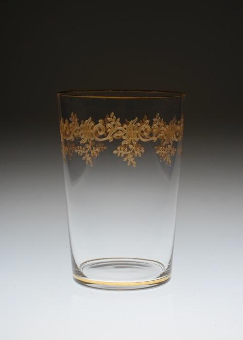 Baccarat Sevigne gold Tumbler (Recamier)_c0108595_23544814.jpeg