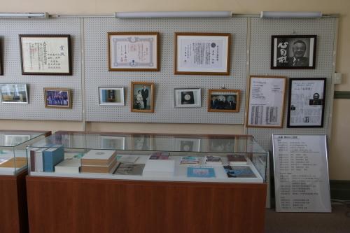 重文本館の展示室 2020.3.31_c0075701_16481929.jpg