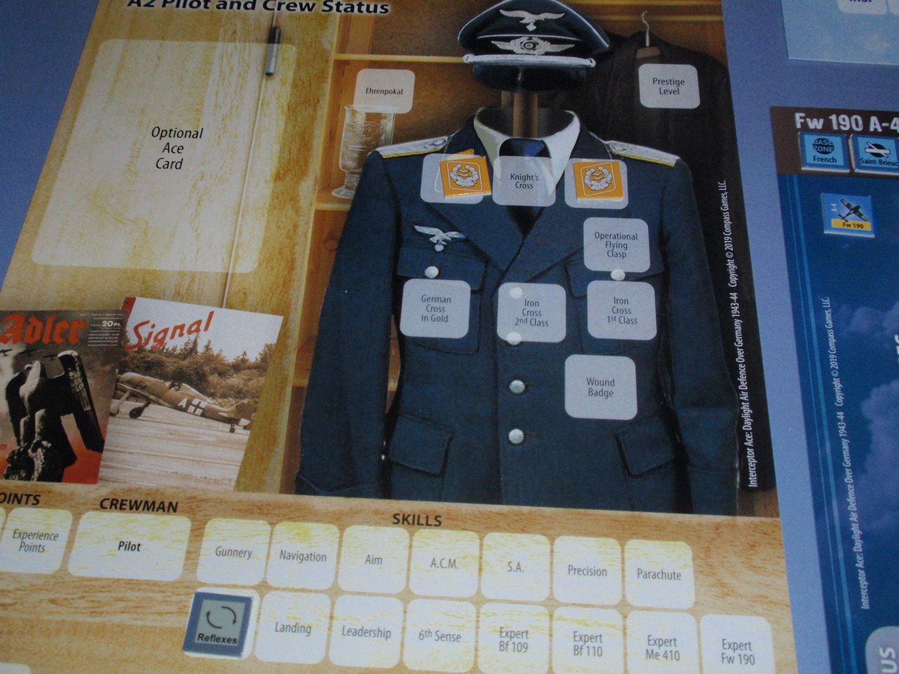 Compass Games「Interceptor Ace」をソロプレイ①_b0162202_20361699.jpg