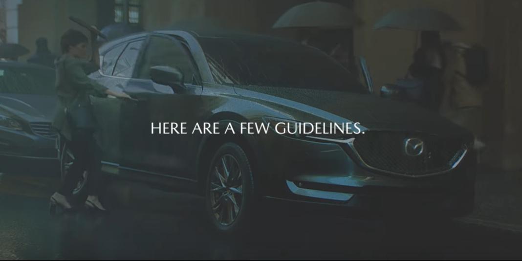 日系自動車メーカー、Mazda USAの「コロナ対策ガイドライン」CMはこんな感じ_b0007805_02233246.jpg