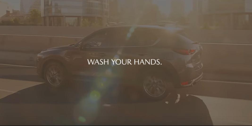 日系自動車メーカー、Mazda USAの「コロナ対策ガイドライン」CMはこんな感じ_b0007805_02280797.jpg