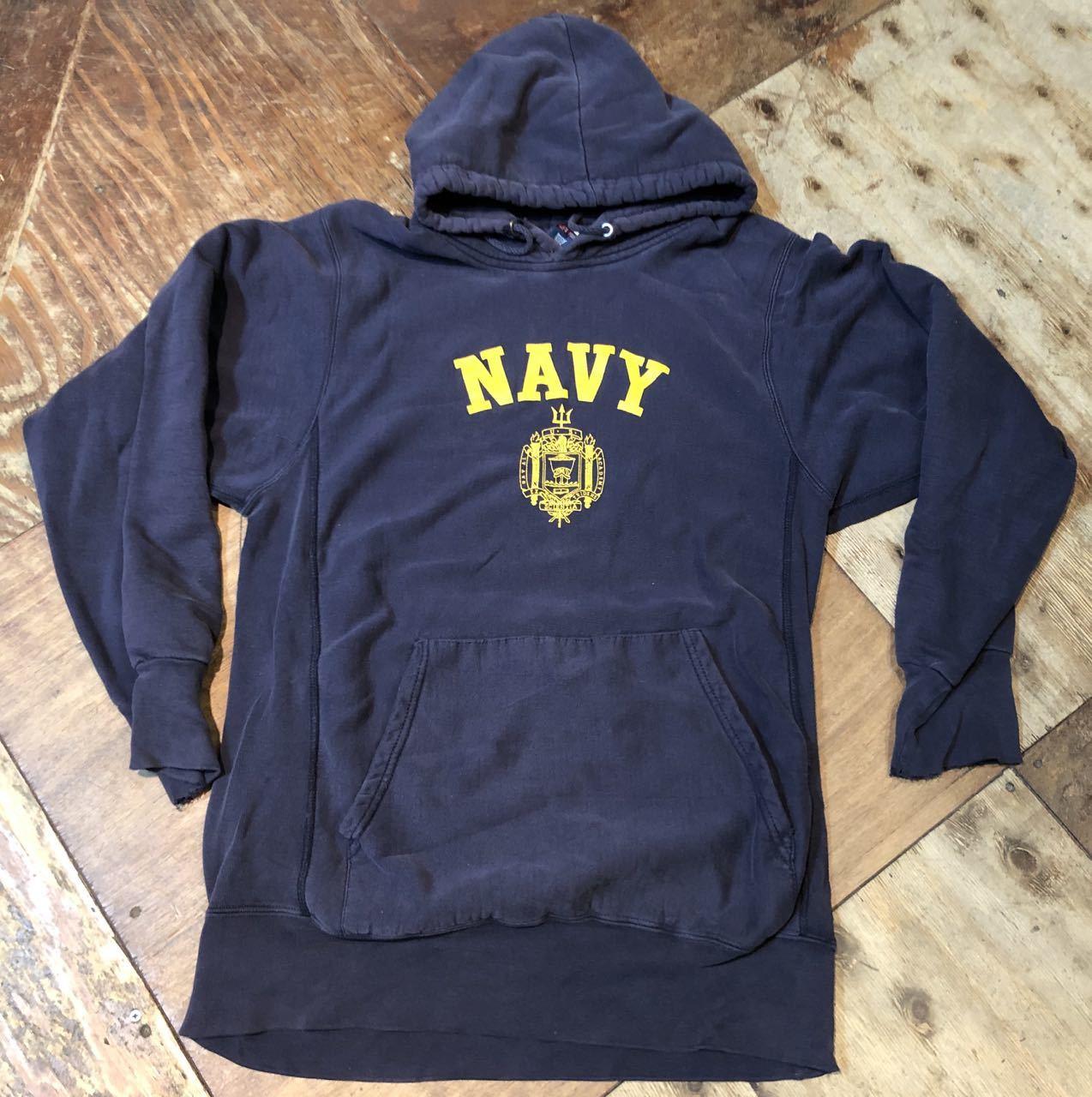 3月31日(火)入荷!MV SPORTS U.S NAVY  PRO-WEAVE スエットパーカー/Hoodie !_c0144020_13050670.jpg