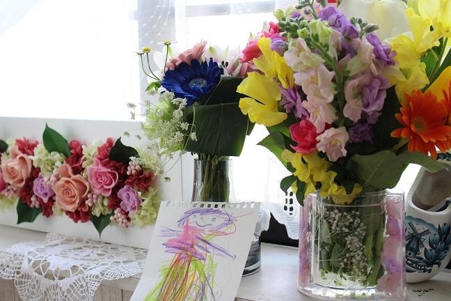 3月のお花。春は別れと出会いの季節です♪_f0023333_22092321.jpg