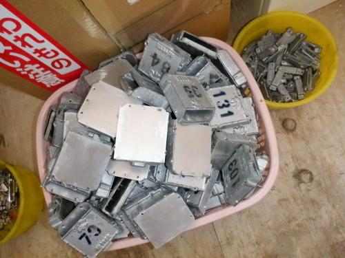 銭湯用品中古品特価販売、手すり、脱衣カゴ、松竹錠、etc・・・_f0228240_16374786.jpg