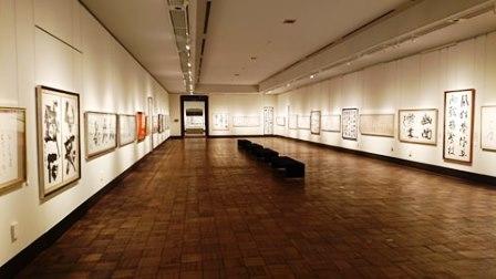 作業日誌(改組新第6回日展大阪展作品展示業務)_c0251346_18262667.jpg